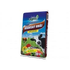 Kravský hnoj pravý AGRO CS 10 kg