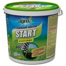 Trávnikové hnojivo START 10 kg AGRO CS