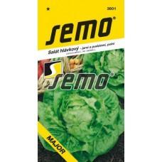 Šalát hlávkový Major SEMO